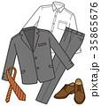 衣類 男性用5点セット 35865676