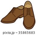 衣類 革靴 35865683