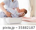 赤ちゃん 35882187