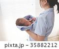赤ちゃん 35882212