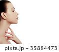 女 女の人 女性の写真 35884473