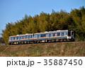 単線 列車 東海旅客鉄道の写真 35887450