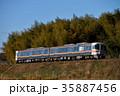 列車 参宮線 2両の写真 35887456