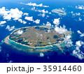 多良間島水納島上空 35914460