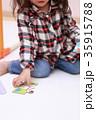 パズル (知育 子育て 育児 教育 子供部屋 キッズルーム おもちゃ 玩具 仔犬 ピース) 35915788