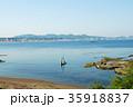 風景 海 三浦の写真 35918837