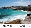 シドニーのコースタルウォーク タマラマビーチ 35928106