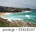 シドニーのコースタルウォーク タマラマビーチ 35928107