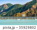 《東京都》奥多摩湖・自然風景 35929802