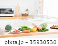 キッチン 35930530