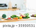キッチン 35930531