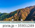 《東京都》奥多摩湖・自然風景 35931289