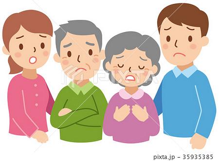 二世代夫婦の不安 35935385