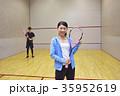 スポーツジム スカッシュ 35952619