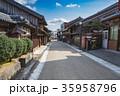関宿 重要伝統的建造物群保存地区 町並みの写真 35958796