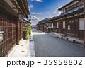 関宿 重要伝統的建造物群保存地区 町並みの写真 35958802