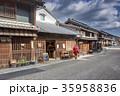 関宿 重要伝統的建造物群保存地区 町並みの写真 35958836