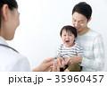 小児科 診察  35960457