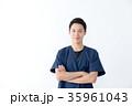 医者 手術衣 35961043