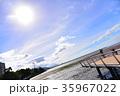 ケアンズの海と人と太陽と 35967022