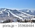 一の瀬ファミリー 高天ヶ原スキー場 スキー場の写真 35968484