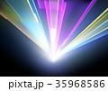 ライト 光 明かりのイラスト 35968586