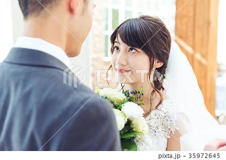 結婚式 ベール 35972645