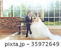 フォトウエディング 結婚 新郎新婦 35972649