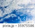 青空と雲 35975586