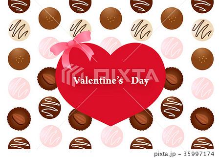 バレンタイン 35997174