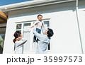 家族 親子 住宅の写真 35997573