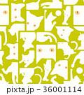 可愛いネコをパターンに 36001114