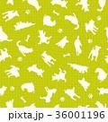 動物 犬 哺乳類のイラスト 36001196