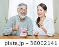シニア夫婦(歯) 36002141
