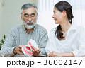 シニア夫婦(歯) 36002147