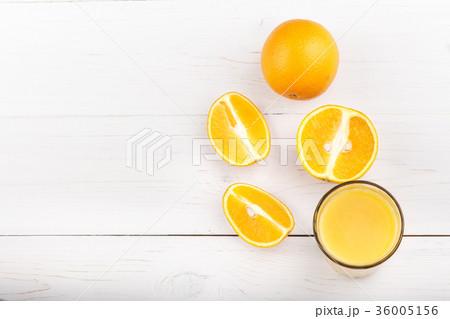Fresh from orangesの写真素材 [36005156] - PIXTA