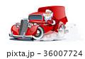 ベクトル クリスマス サンタのイラスト 36007724