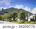 函館山 二十間坂 坂道の写真 36009776