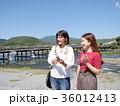 女子旅 京都観光 嵐山 36012413