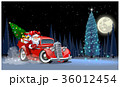 ベクトル さんた サンタのイラスト 36012454