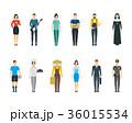 セット 漫画 プロフェッショナルのイラスト 36015534