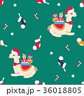 ベクトル クリスマス ギフトのイラスト 36018805