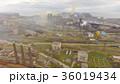 Aerial view of industrial steel plant. Aerial 36019434