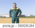 農家の男性 36026184