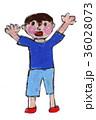 子供のイラスト 36028073