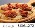 チキンとじゃがいものピザ 36031272