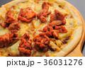チキンとじゃがいものピザ 36031276
