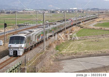 堂々13両編成!3階建て列車 特急かもめ・ハウステンボス・みどり 36039149