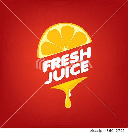 logo of fresh juice 36042795