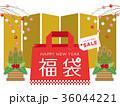 福袋 広告用バナー 36044221